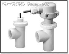 Gems FS-500系列低成本的塑料管道流量开关