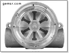 Gems RFS型RotorFlow流量开关-开关点设定可调