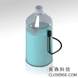 MEAS SL-630系列塑料容器外贴式超声波液位开关/传感器