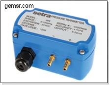 西特Setra Model 268/268Ex/268MR-本安防爆型微差压传感器/变送器