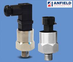 Anfield T200/T201系列紧凑小型压力变送器