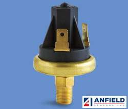 Pressure Switch for Automotive Applications